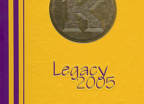 Class of 2005 Yearbook