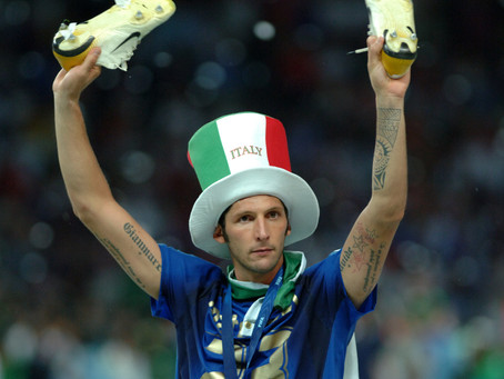 Football Italia - Italy 2006 - The Decade's Most Iconic Side.