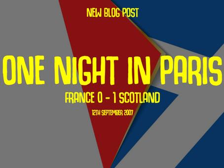 One Night In Paris.