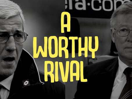 'A Worthy Rival - how Ferguson's duel with Lippi and Juventus paved the way to European Glory'