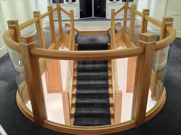 Oah handrail