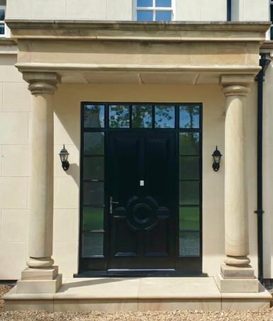 Stone Portico & Entrace Door.jpeg