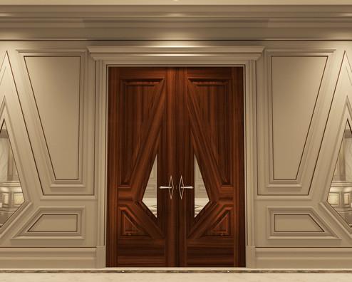 Chris Fell Design Mistry Collection Door