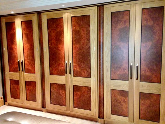 Dressing Room Doors