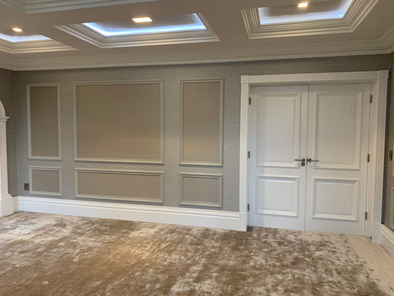 Wall Panel Moulding