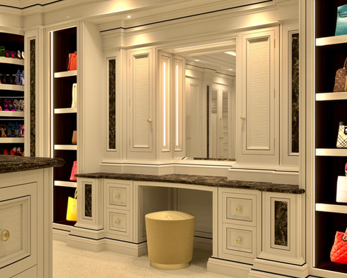 Chris Fell Design Genius Dressing Room 8