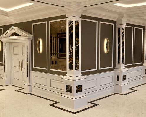 Chris Fell Genius Collection Hallway Thr
