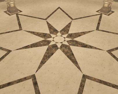 Chris Fell Design Marble Floor Design.jp