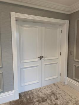Door and Casing