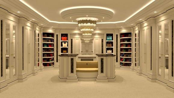 Chris Fell Design Genius Dressing Room 1