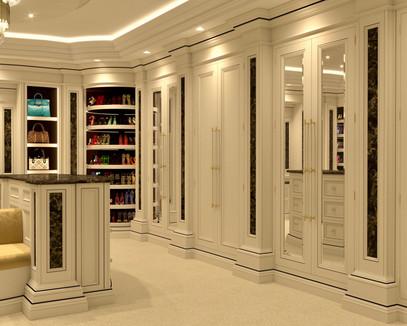 Chris Fell Design Genius Dressing Room 7