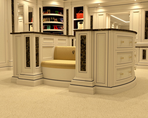 Chris Fell Design Genius Dressing Room 6