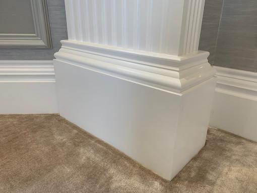 Pilaster Plinth Moulding