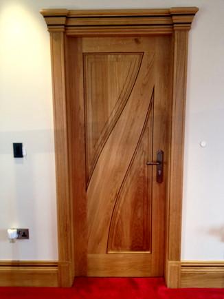 Oak Door_Casing & Architraves