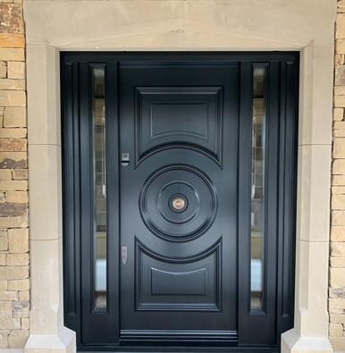 Front Door Pilasters