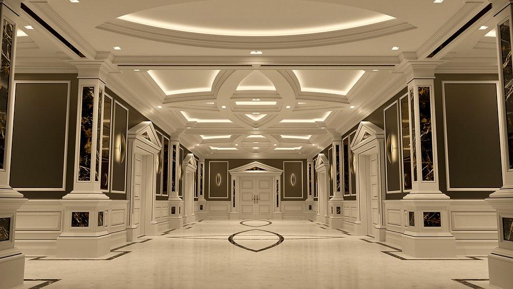 Chris Fell Design Genius Collection Hall