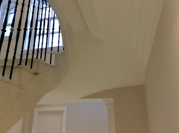 Understairs Ceiling