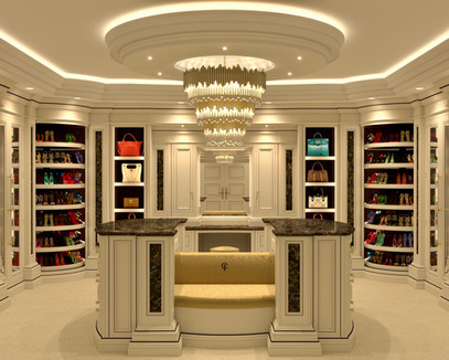 Chris Fell Design Genius Dressing Room 2