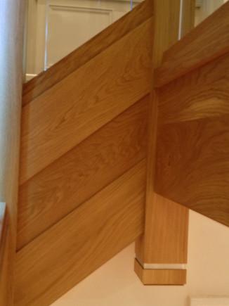Oak Staircase Overlay