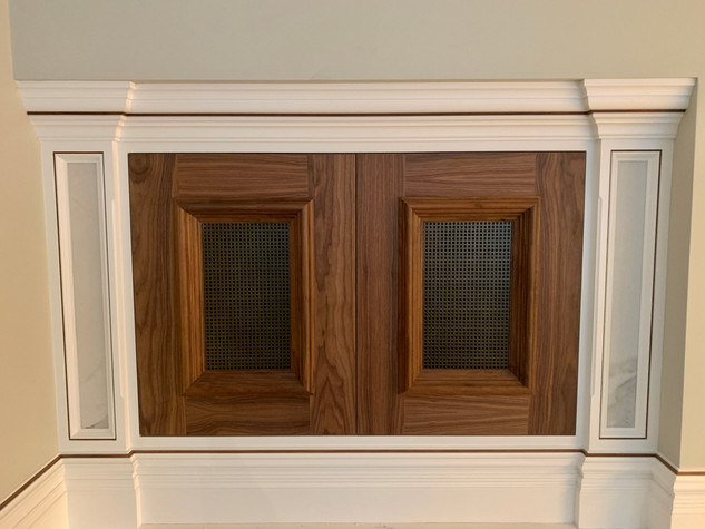 Fitted Cabinets