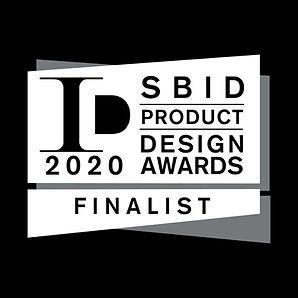 SBID Product Design Awards Finalist 2020