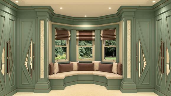 Chris Fell Design Mistry Dressing Room 4