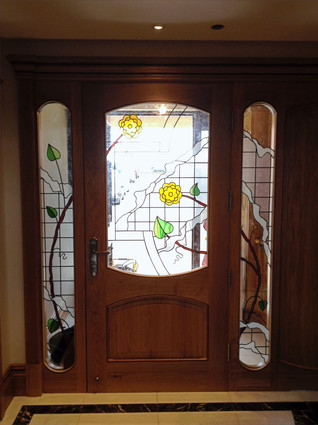 Porch Door & Combination Frame