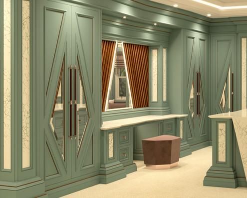 Chris Fell Design Mistry Dressing Room 14