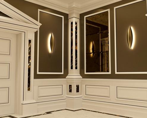 Chris Fell Genius Collection Hallway Qua