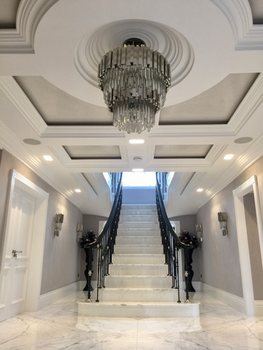 Feature Marble Staircase