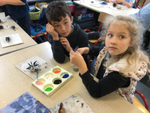 2nd Class- clay models