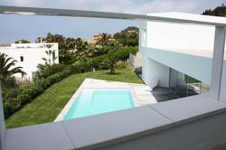 Vista piscina desde la Nº5