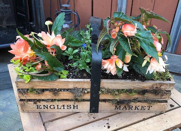 English Market basket PL0075