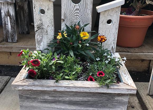 Small Birdhouse planter PL0047