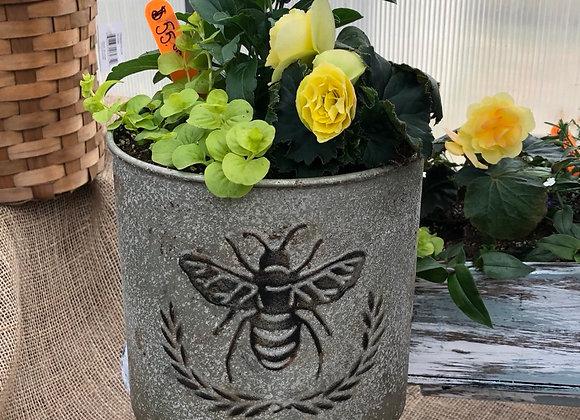 Bee Planter Pl0011