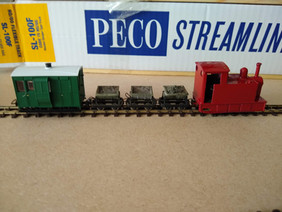 3D printed loco