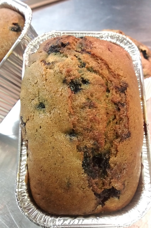 Sweet Potato Blueberry Bread