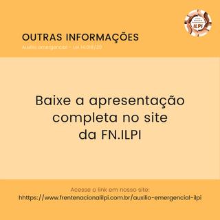 BAIXE A APRESENTAÇÃO COMPLETA EM NOSSO SITE