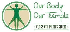 Our Body Our Temple Logo (Landscape) V4.