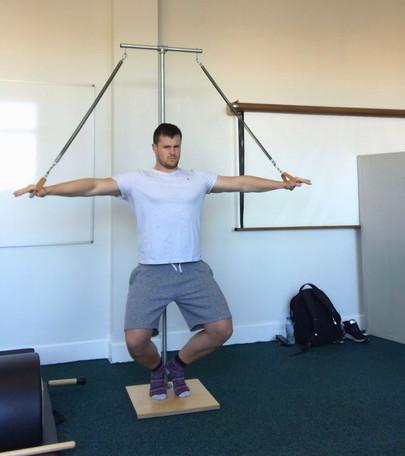 Men Do Pilates  - Ped O Pull