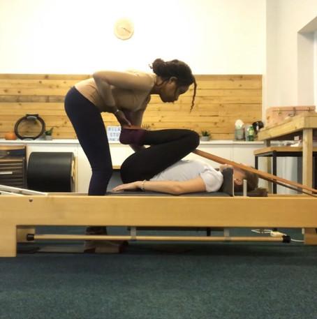 Short Spine on the Pilates Reformer