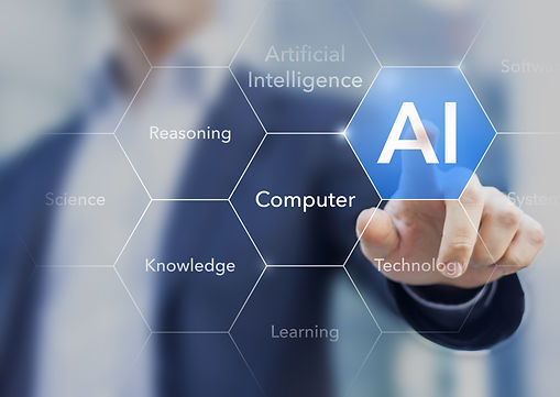 Artificial intelligence making possible
