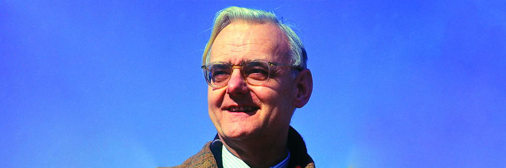 """Humphry Osmond, psiquiatra britânico criador do termo """"psicodélico""""."""