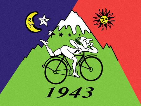 LSD e o dia da bicicleta