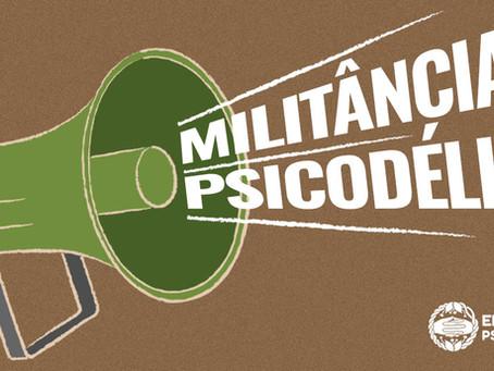 VÍDEO - Encontros Psicodélicos #2: Militância Psicodélica