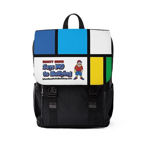 SGC-Unisex Casual Shoulder Backpack