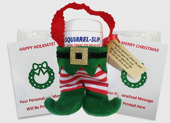 Elf Pants with a 1 oz, Squirrel-Slip