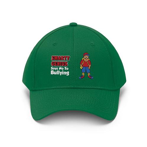 SGS-Unisex Twill Hat