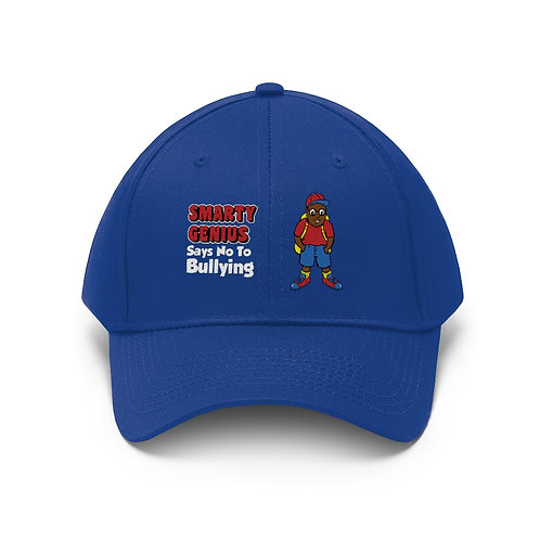 SGB-Unisex Twill Hat