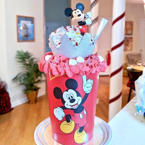 Milkshake/Mickey Mouse